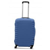 Чехол для чемодана  Coverbag дайвинг  L джинс