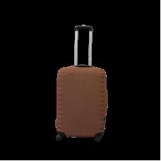 Чехол для чемодана  Coverbag  дайвинг  S  терракота меланж
