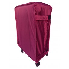 Чехол для чемодана Coverbag Нейлон  Classic  XS бордо