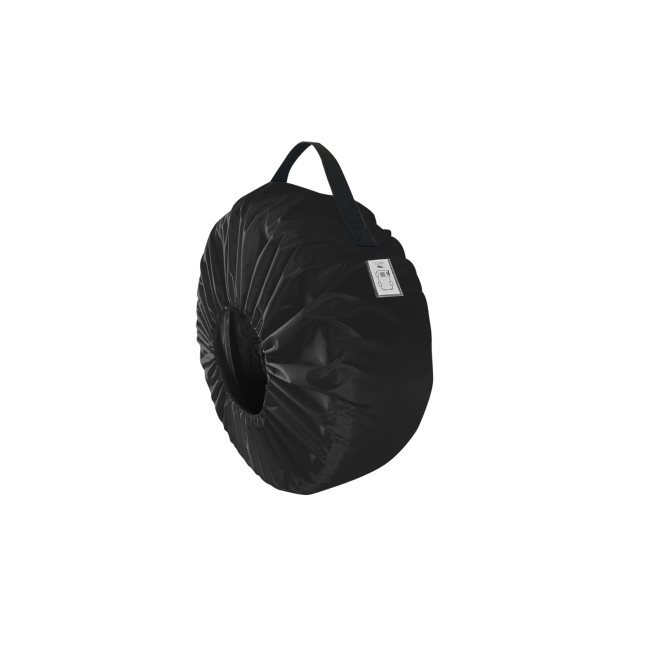 Чехол для колёс Coverbag Eco S черный