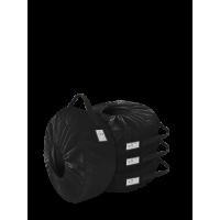 Комплект чехлов для колес Coverbag Eco M черный 4шт.
