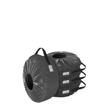 Комплект чехлов для колес Coverbag  Eco S серый 4шт.