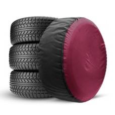 Чехол для запасного колеса Coverbag Full Protection L бордо