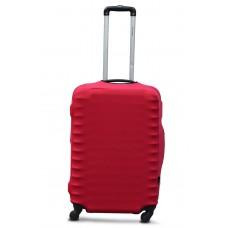 Чехол на чемодан  Coverbag дайвинг ХL красный