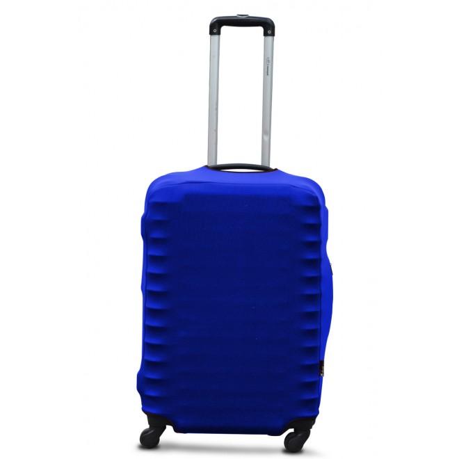 Чехол для чемодана Coverbag дайвинг ХL электрик