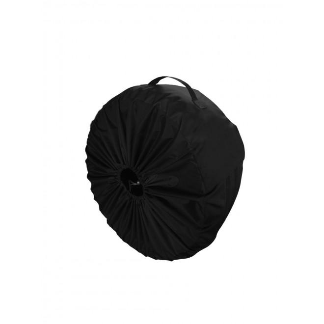 Чехол для колес Coverbag Premium L черный