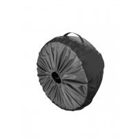 Чехол для колес Coverbag Premium  L серый