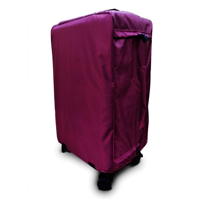 Чехол для чемодана Coverbag Нейлон Ultra XS бордо