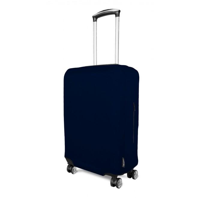 Чехол для чемодана Coverbag неопрен L синий