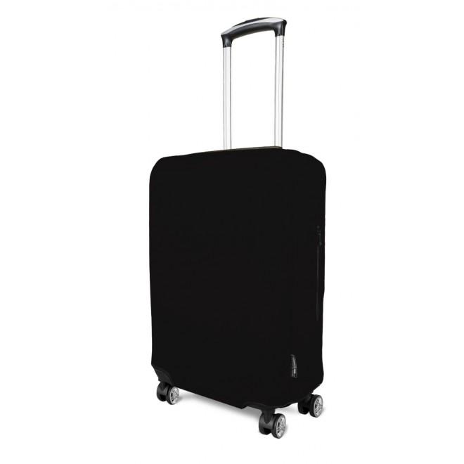 Чехол для чемодана Coverbag неопрен M черный