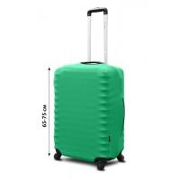Чехол для чемодана Coverbag неопрен  L мята