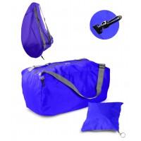 Спортивная сумка фиолетовая