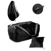 Спортивная сумка черная