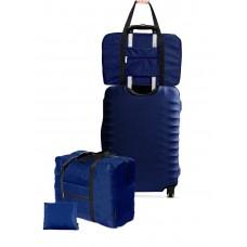 Дорожная сумка для ручной клади Coverbag электрик Standart