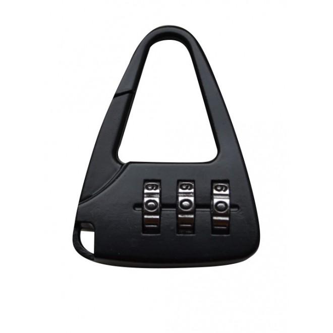 Багажный замок кодовый черный 11