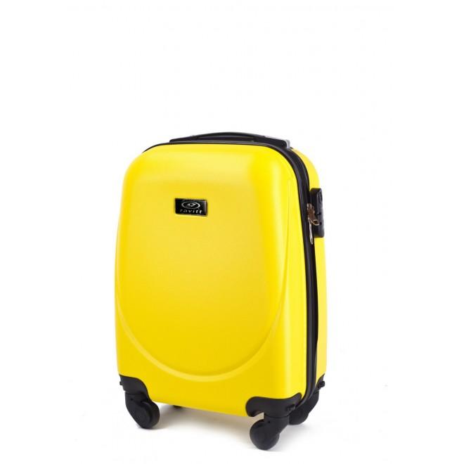 Чемодан Wings 310 XSна 4 колесах желтый
