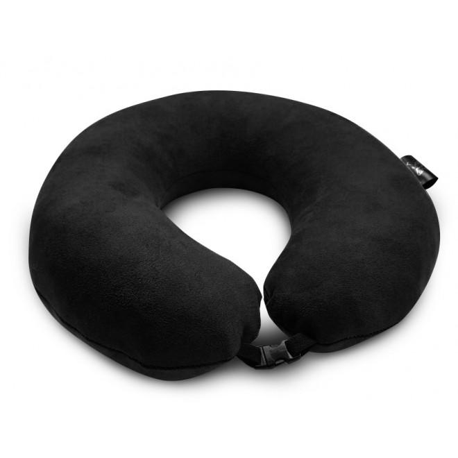 Подушка Coverbag Подкова черная