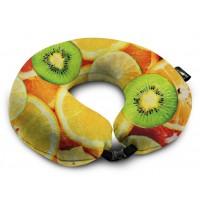 Подушка Coverbag Подкова фрукты 0407