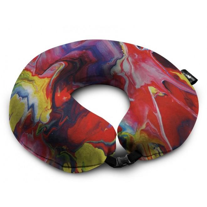 Подушка Coverbag Подкова абстракция 0420