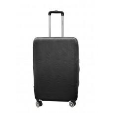 Чехол для чемодана Coverbag неопрен Strong L черный