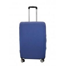 Чехол для чемодана Coverbag неопрен Strong L синий