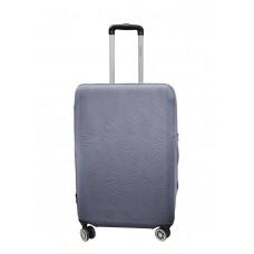 Чехол для чемодана Coverbag неопрен Strong L серый