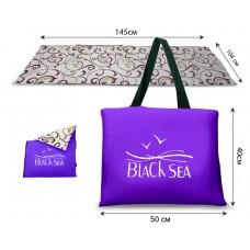 Сумка-коврик NEW  Coverbag L фиолетовый